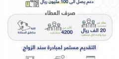 خطوات الحصول على 20 ألف ريال من سند محمد بن سلمان